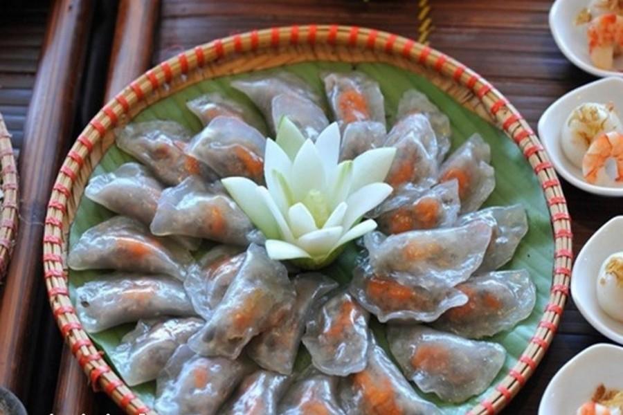 COM HEN - BANH BOT LOC