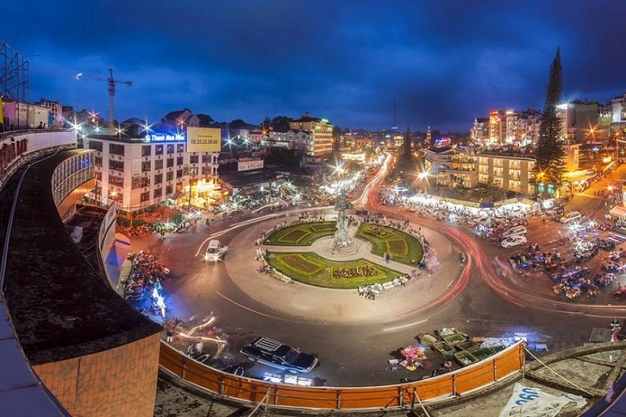 Dalat Market - Night Market